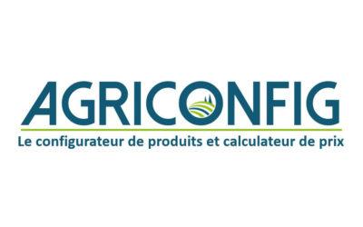 AGRICONFIG, votre configurateur en ligne personnalisable !